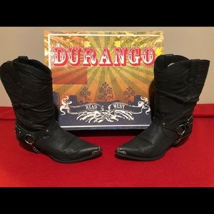 Shoes - Durango Western/cowgirl Boots